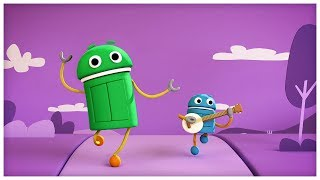 """Camptown Races,"" Classic Songs by StoryBots"