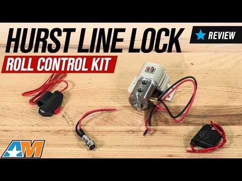 1979-2004 Mustang Hurst Line Lock - Roll Control Kit Review