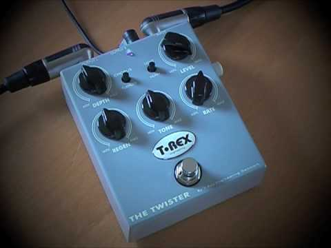T-Rex: The Twister Chorus and Flanger