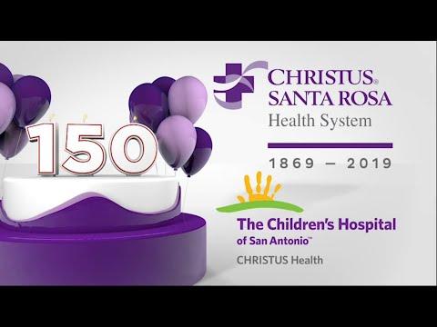 Christus Santa Rosa Health System celebrates 150 years | KSAT 12