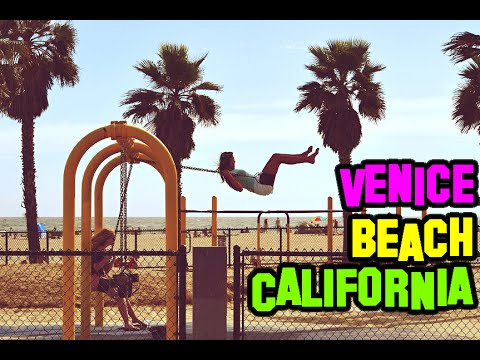 Venice Beach Lifestyle, Los Angeles - California