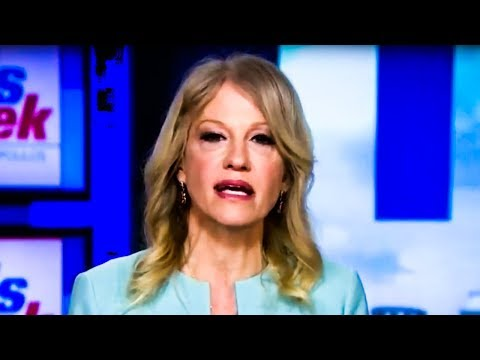 Kellyanne Conway: Why The Hell Do I Work For Trump!?