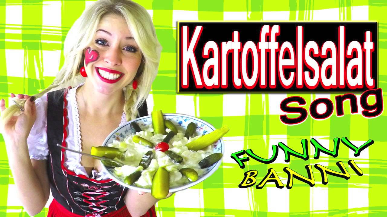 kartoffelsalat song official funny banni kinder kartoffelsalat lied youtube. Black Bedroom Furniture Sets. Home Design Ideas