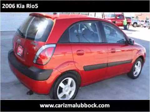 2006 Kia Rio5 Used Cars Lubbock Tx Youtube