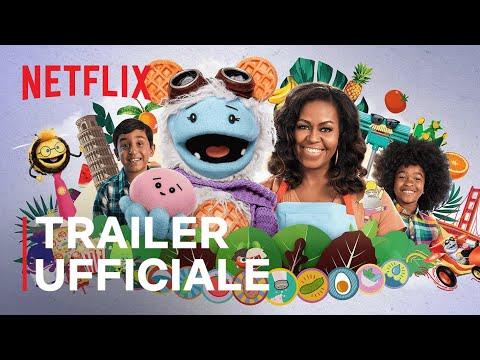 Waffles + Mochi | Trailer ufficiale | Netflix