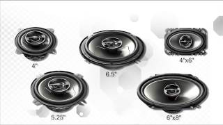 2013 TS-G Line of Speakers