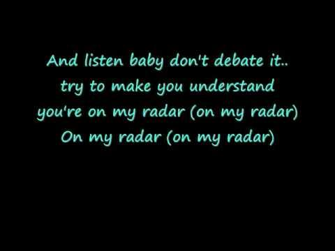 Britney Spears - Radar LYRICS!!!!