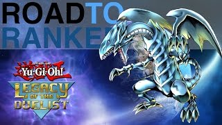 Road To Ranked (#1) - Yu-Gi-Oh! Legacy of the Duelist Online Ranked Multiplayer
