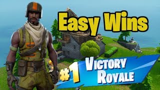 #7 All Time Fortnite Wins- R1 Explains How to get Easy Wins