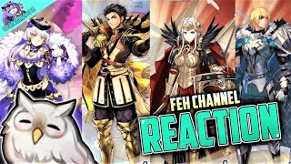 CYL4 REVEALED! FEH Channel Aug. 13, 2020 Live Reaction & Summary [Fire Emblem Heroes]