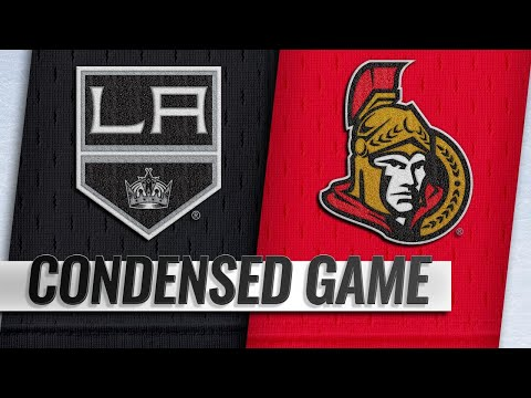 10/13/18 Condensed Game: Kings @ Senators