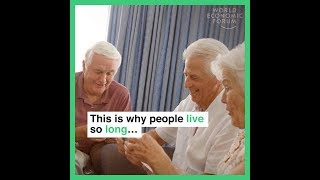 This is why people live so long      In the countries with the highest life expectancy thumbnail