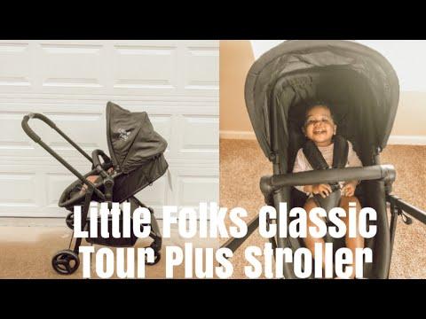 Little Folks Classic Tour Plus Stroller by Delta Children Review