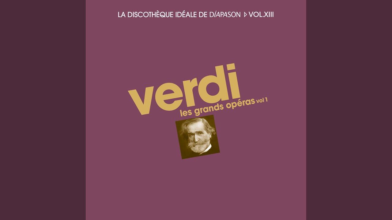 """Don Carlos, Acte II Tableau 2 Scène 5: No. 12, Scène et Duo, """"Restez ! ... Auprès de ma... - YouTube"""
