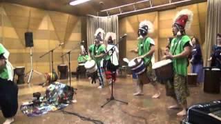 仙台のアフリカンチーム POLEPOLE リズムは「ヨレ」
