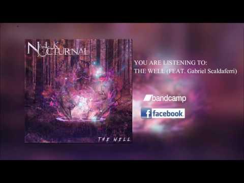 Nik Nocturnal | The Well | (FULL ALBUM STREAM) Djent/Progressive Metal