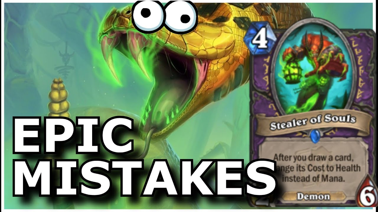 Hearthstone - Best of Epic Mistakes