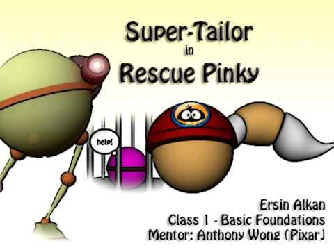 Super Tailor - Animation Mentor - Class 1 Winter 2009