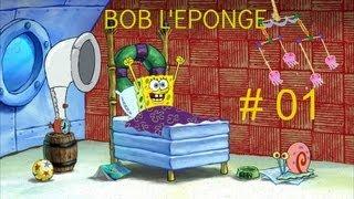 Bob l'éponge épisode 1: let's play solo
