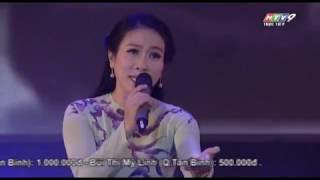 Miền Trung Ơi Nước Mắt Lại Rơi - Vân Khánh (HTV- 22/10/2016)