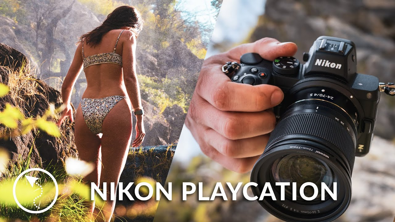 Exploring our Backyard with Nikon - Nikon Playcation Competition