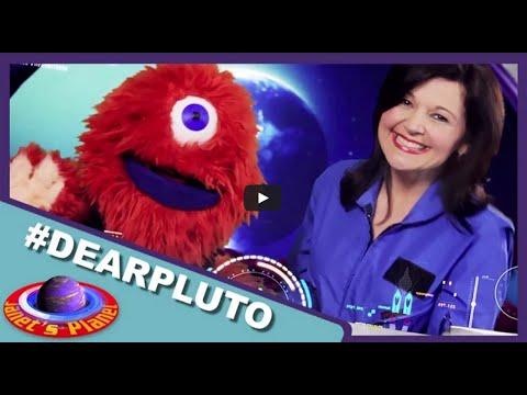 #DEARPLUTO Announcement