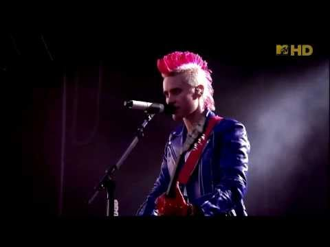 30 Seconds To Mars - 100 Suns (Rock Am Ring 2010)