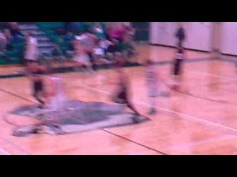 Boyne falls Public School basketball game