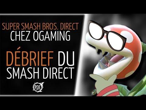 Débrief du Smash Direct chez O'Gaming thumbnail