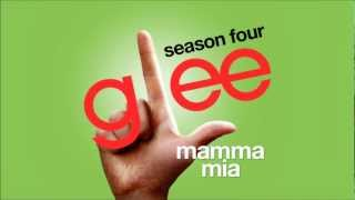 Watch Glee Cast Mamma Mia video