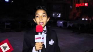 اتفرج | بالفيديو .. لؤي طفل The voice: كان عندي أمل التلات حكام يلفولي لأن انا بتعب