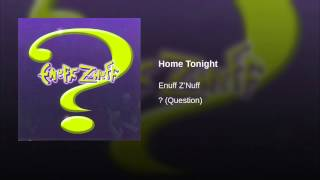 Home Tonight (Original)