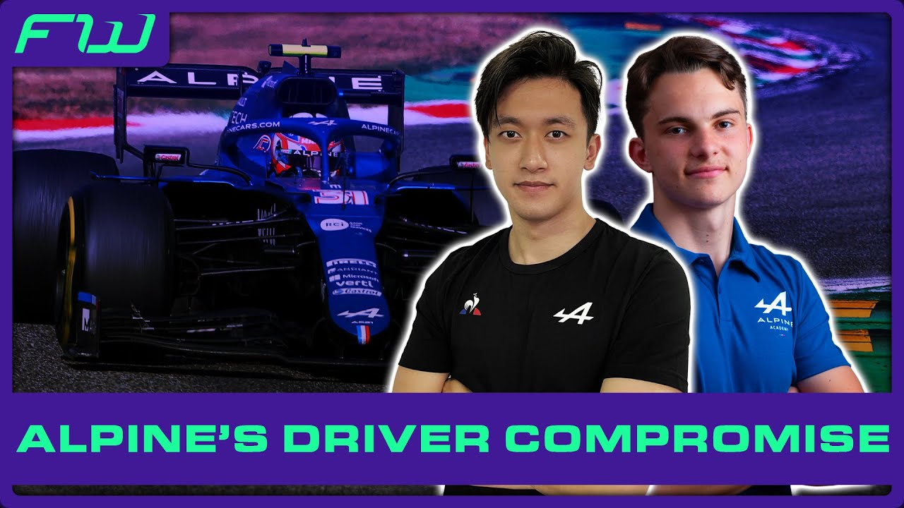 """Alpine Needs Young Driver """"Compromise"""" & Aston Confirms Line-Up"""