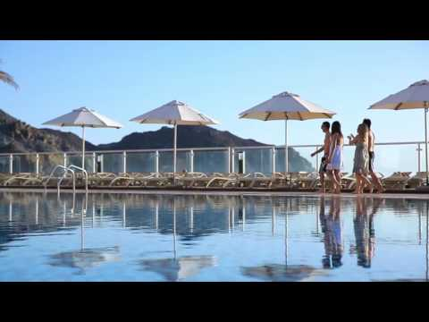 Oceanic Khorfakkan Resort & Spa 4* / Khorfakkan / UAE