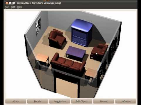 Furniture Design Guidelines interactive furniture layout using interior design guidelines