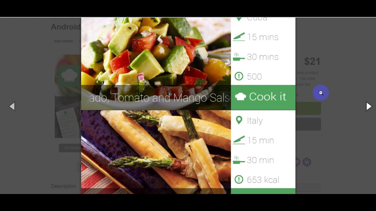 Android recipe app free download youtube android recipe app free download forumfinder Image collections