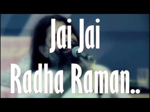 Jai Jai Radha Raman Rishiji Art Of Living Bhajans