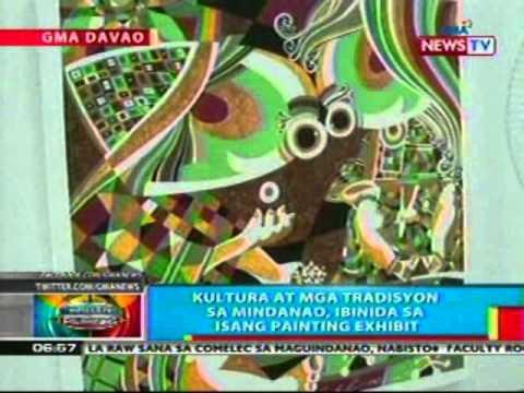 Bp Kultura At Mga Tradisyon Sa Mindanao Ibinida Sa Isang