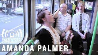Amanda Palmer - Ukelele Anthem | Tram Sessions
