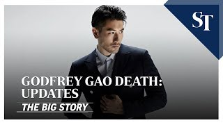 Godfrey Gao death: updates | THE BIG STORY | The Straits Times