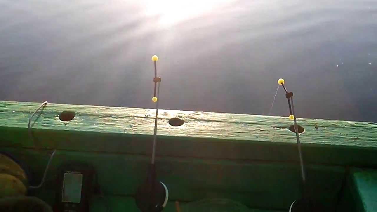 Рыбалка с плота на реке Сылва Пермский край
