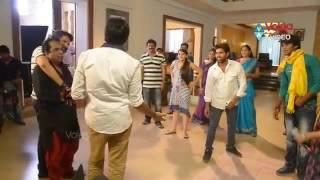 Pawan kalyan at shoot