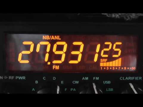 CB Radio Sunday Afternoon DX Quantock Hills 04/06/2017