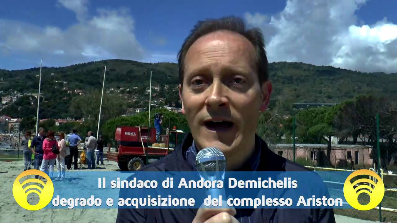 Risanamento del complesso Ariston: video #1