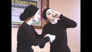 Best Team Selected for Inter School Mime Competition Team No. 10