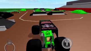 Grave digger Freestyle (Roblox)