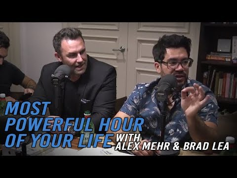 Ep.126: Most Powerful Hour of Your Life: Making Millions at Age 21 or Age 61