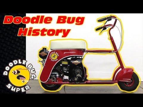 The History Of The Doodle Bug Mini Bike