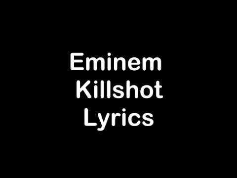 Eminem - Killshot [Lyrics]