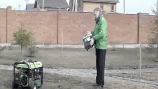 видео Генераторы для дачи: рекомендации по выбору бензиновых и дизельных агрегатов